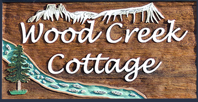 Logo Wood Creek Beach House